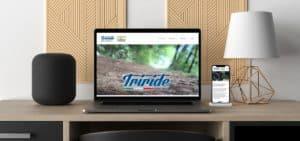 Neue Webseite Triride.de