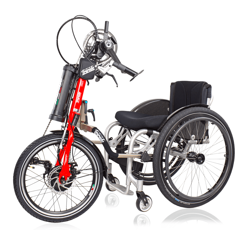 Triride Tribike-E-Hybrid