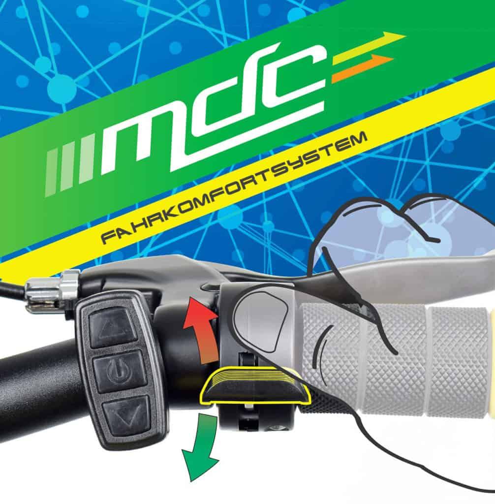 Fahrkomfortsystem MDC