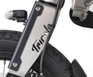 Triride Base Rahmen Details