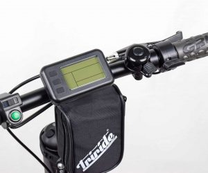 Triride Foldable Display