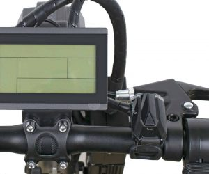 Triride Special HP16 Display
