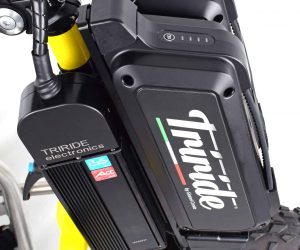 Triride T-Rocks Batterie